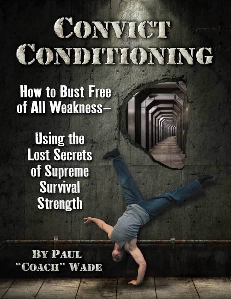 Convict Conditioning cover