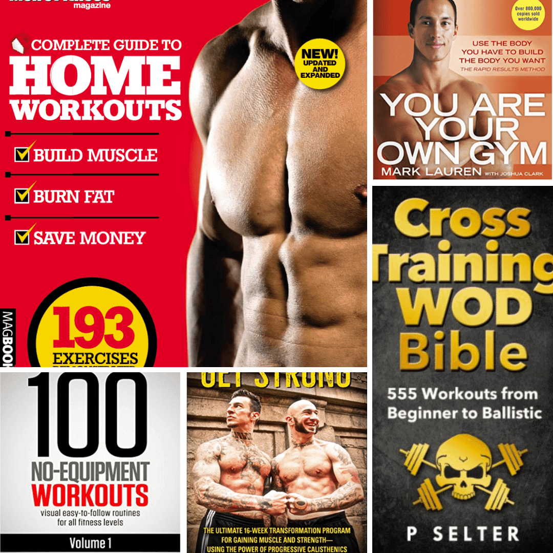 home workout books